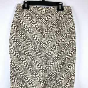 Anthropologie Pencil Skirt Size 2